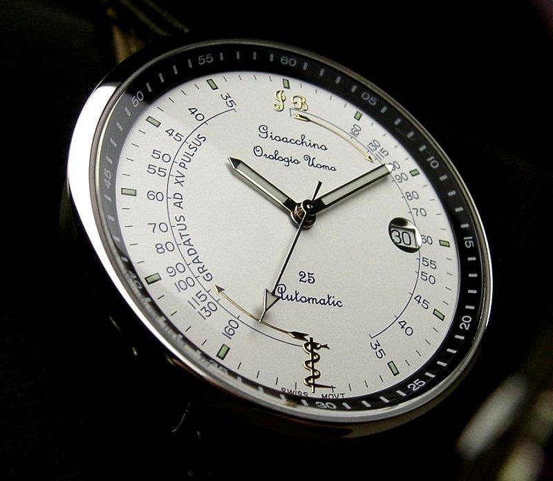часы JB Gioacchino Esculap