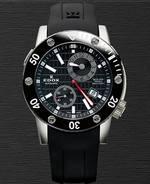 часы Edox Class-1 Regulator Automatic