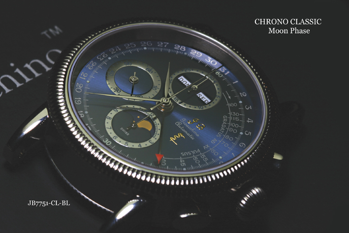 часы JB Gioacchino Moonphase