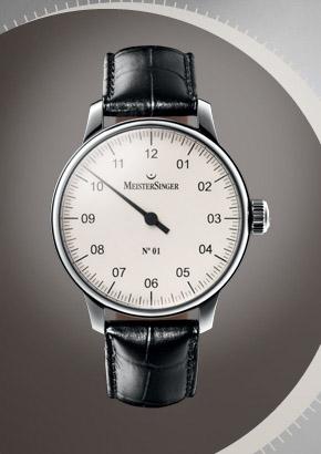 часы MeisterSinger № 01