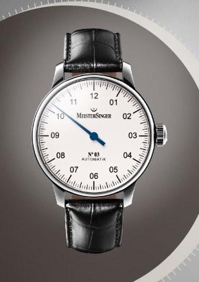 часы MeisterSinger № 03
