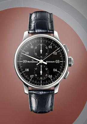 часы MeisterSinger Monograph