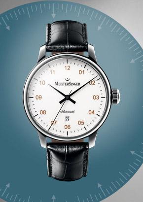 часы MeisterSinger Scrypto