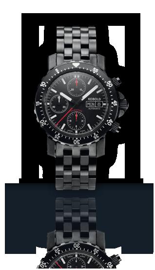 часы Kobold Phantom Tactical Chronograph