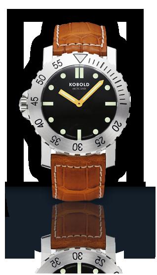 часы Kobold Arctic Diver Heritage