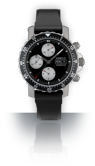 часы Kobold Comanche Chronograph LTD