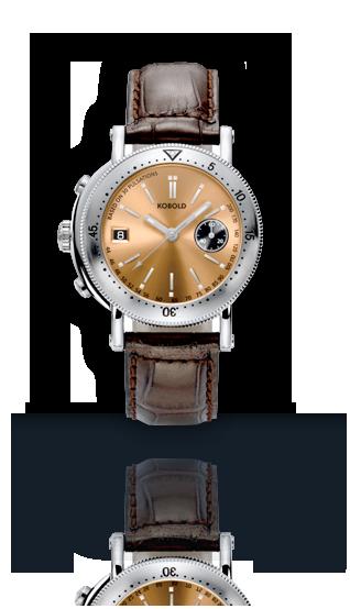 часы Kobold Pulsometer Chronograph