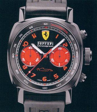 часы Ferrari Scuderia Chronograph