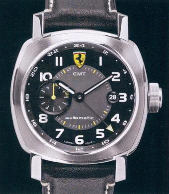 часы Ferrari Scuderia GMT