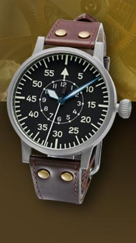 часы Laco Aviator Observation Watch FL 23883
