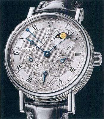 часы Breguet Classique Grande Complication Minute Repeater Perpetual Calendar