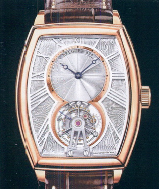 часы Breguet Heritage Tourbillon