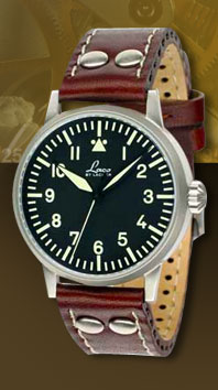 часы Laco Pilot A automatic 36