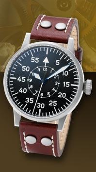 часы Laco Pilot 42 Type B Automatic