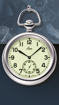 часы Laco Navy Pocket watch 04
