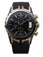 часы Edox Grand Ocean Automatic Chronograph