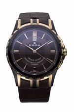 часы Edox Grand Ocean Automatic Chronometer
