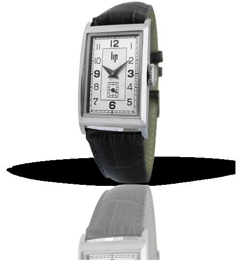 часы Lip Type 18 chromée