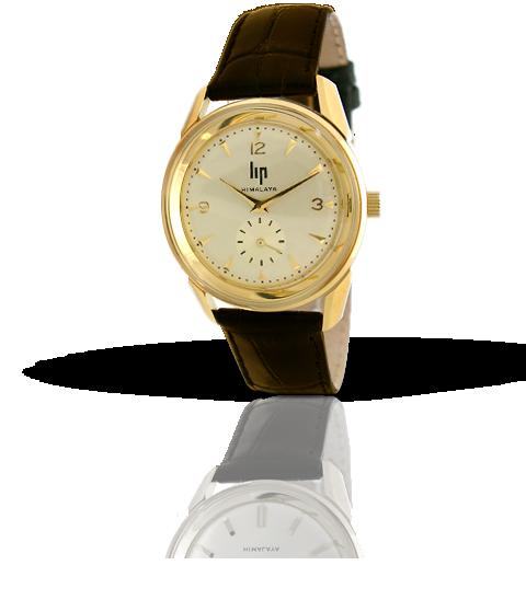 часы Lip Himalaya or marron