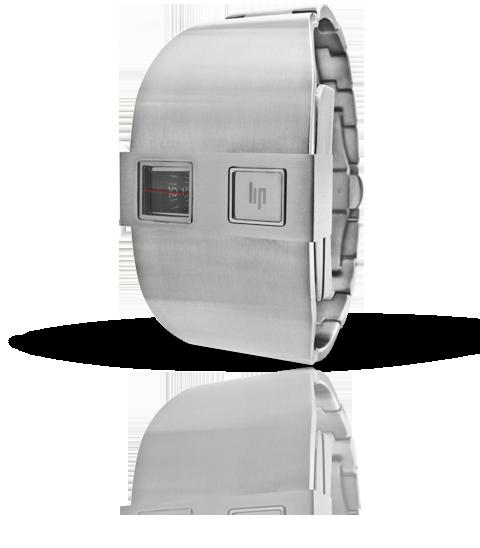 часы Lip De Baschmakoff métal argent