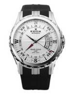 часы Edox Grand Ocean Automatic GMT