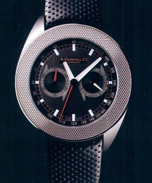 часы Alfred Dunhill Wheel Watch