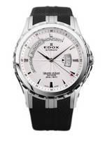 часы Edox Grand Ocean Automatic Day Date