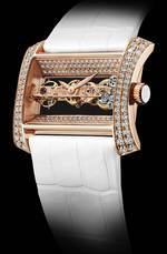 часы Corum Golden Bridge Lady