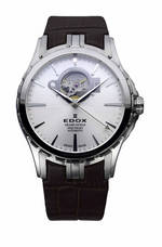 часы Edox Grand Ocean Automatic Open Heart