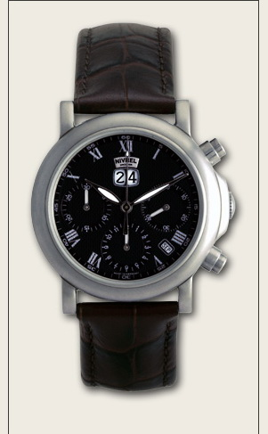 часы Nivrel Chronographe Grand Date