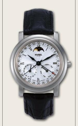 часы Nivrel Calendar