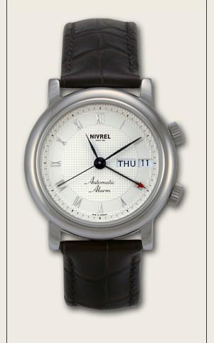 часы Nivrel Alarm