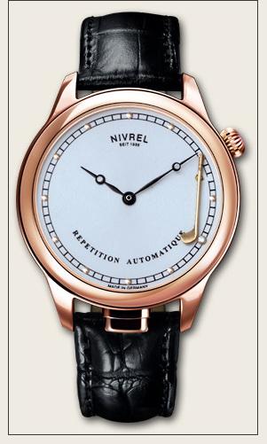 часы Nivrel Repetition En Marche