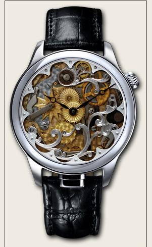 часы Nivrel Repetition Squelette
