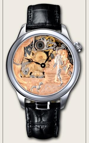 часы Nivrel Repetition Erotique