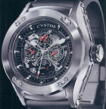 часы Cvstos Challenge QP-S