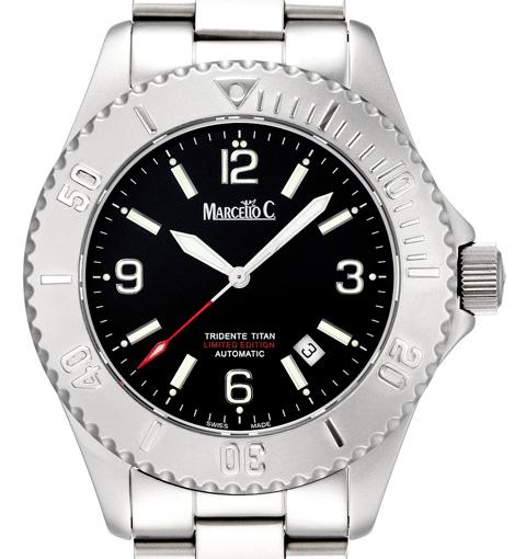 часы Marcello C. TRIDENTE