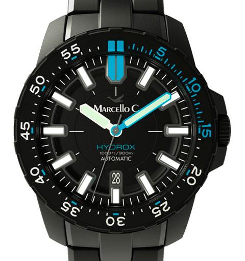 часы Marcello C. HYDROX