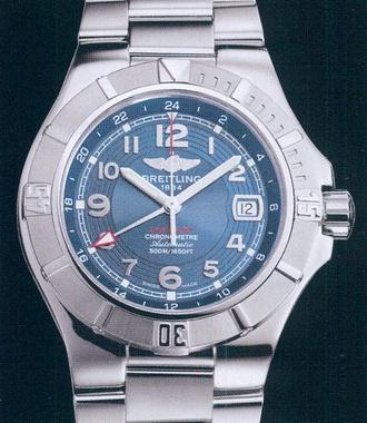 часы Breitling Colt GMT