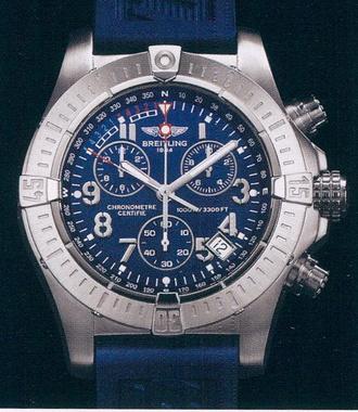 часы Breitling Avenger Seawolf Chrono
