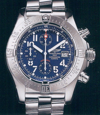 часы Breitling Avenger Skyland