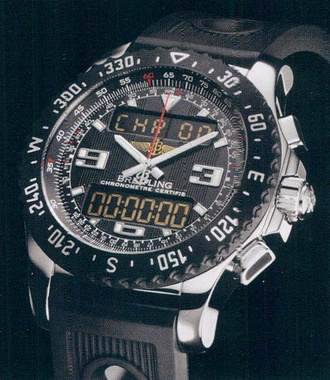 часы Breitling Airwolf Raven