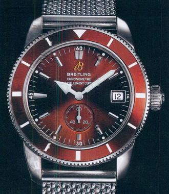 часы Breitling Superocean Heritage 38