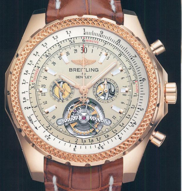 ���� Breitling BREITLING  MULLINER TOURBILLON