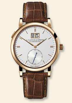 часы A. Lange & Sohne Saxonia Automatik