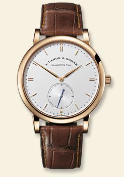 часы A. Lange & Sohne Grand Saxonia Automatik