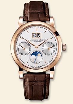 часы A. Lange & Sohne Saxonia Annual Calendar