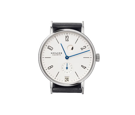 часы Nomos Tangente Datum Gangreserve