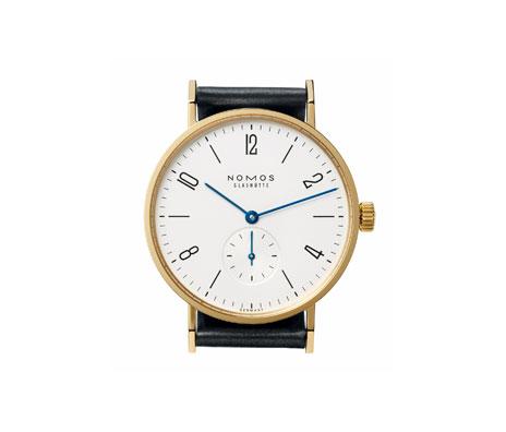 часы Nomos Tangente Gold