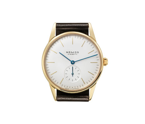 часы Nomos Orion Gold